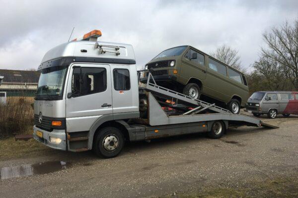 VW T3 syncro – Min bil nr. 2