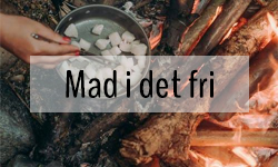 Lav mad i det fri - over trangia og bål