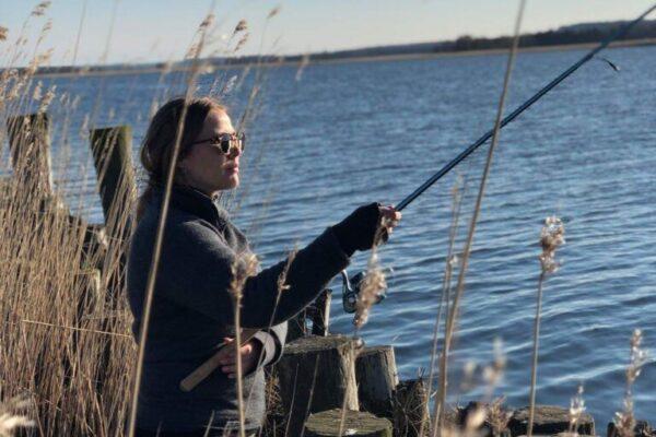 Fisketur i Voer og marinerede sild