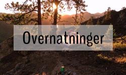 Overnatning i det fri - Camping, Clamping og telt