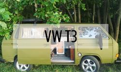 VW T3 - Van life - Overnatning i bil
