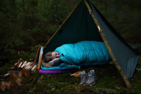 Anbefalinger til en sovepose!