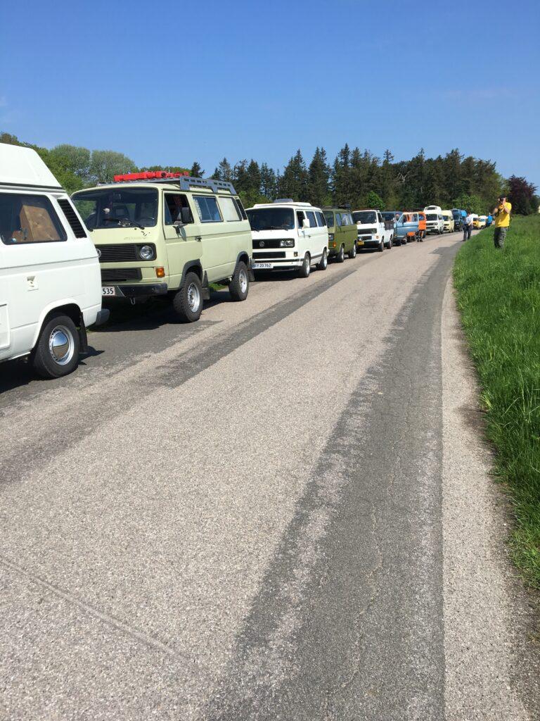 VW T3 træf