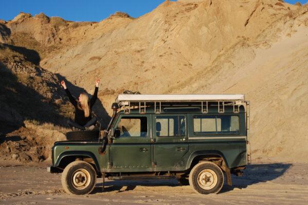 Turist i eget land – Landrover safari på vestkysten