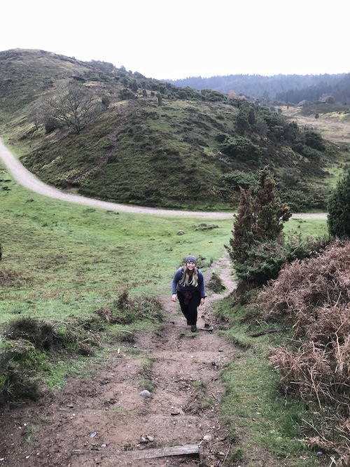 10 km vandretur