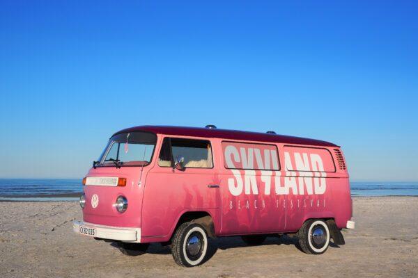 Turist i eget land: Skyland Beach Camp