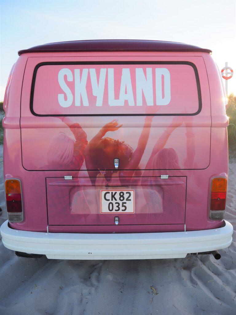 Skyland Beach Camp