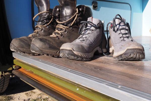 Guide til pleje af fodtøj