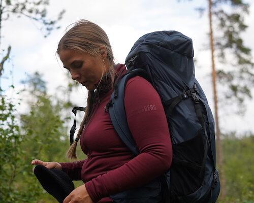 Valg af rygsæk til vandreturen