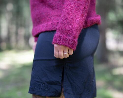 Outdoor nederdel