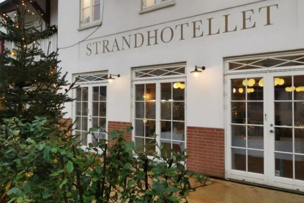 Turist i eget land -Strandhotellet Blokhus